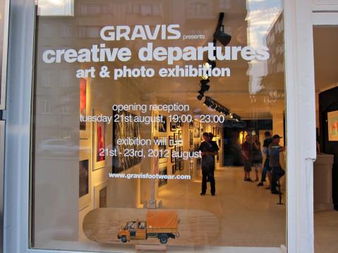 Creative departures 0803