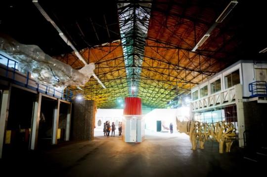 2012-11-06 - 10 jaar rabobank @ verbeke foundation @ kemzeke - 002